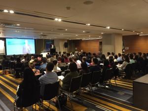 A Packed Custodian WealthBuilders Workshop in Sydney
